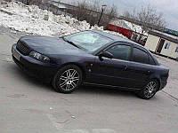 Дефлекторы окон (ветровики) Audi A4 B6 2000-2004 sedan 8E, Cobra Tuning - VL, A11000