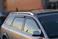 Дефлекторы окон (ветровики) Audi A6 Avant+Allroad C5 1997-2005, Cobra Tuning - VL, A10700