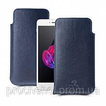 Футляр Stenk Elegance для TP-LINK Neffos X1 Синий