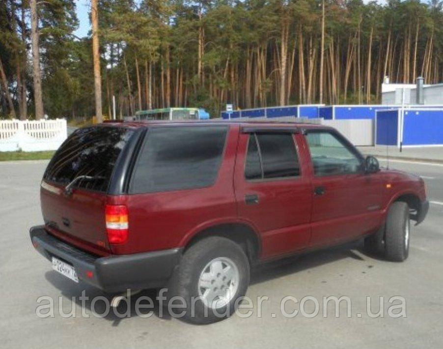 Дефлекторы окон (ветровики) Chevrolet Blazer 2 1994-2004, Cobra Tuning - VL, C30494