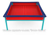 Детский Игровой стол-открытая влагостойкая песочница для детей с ограниченными возможностями Мечта 170х170х73