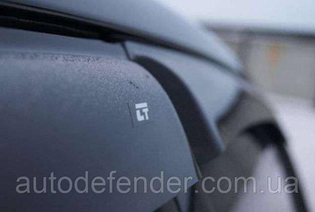 Дефлекторы окон (ветровики) Honda Accord VII USA sedan 2007-2011, Cobra Tuning - VL, H15007