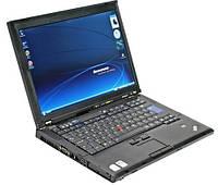 "Ноутбук Lenovo (IBM) ThinkPad T61 14"" NVIDIA 3GB RAM 250GB HDD"