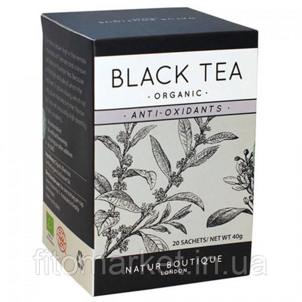 Чорний чай органічний Natur Boutique №20