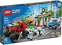 Lego City Ограбление полицейского монстр-трака 60245, фото 1