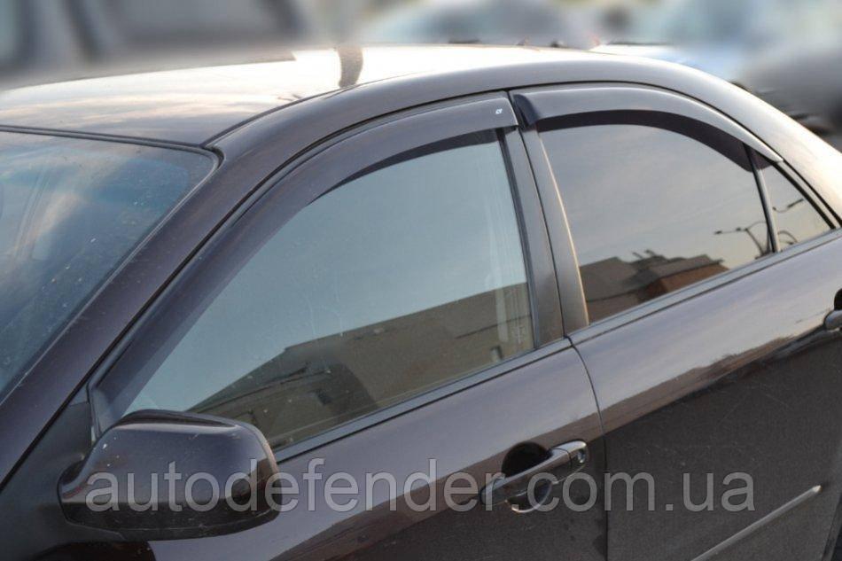 Дефлекторы окон (ветровики) Mazda 6 I sedan 2002-2007, Cobra Tuning - VL, M20602