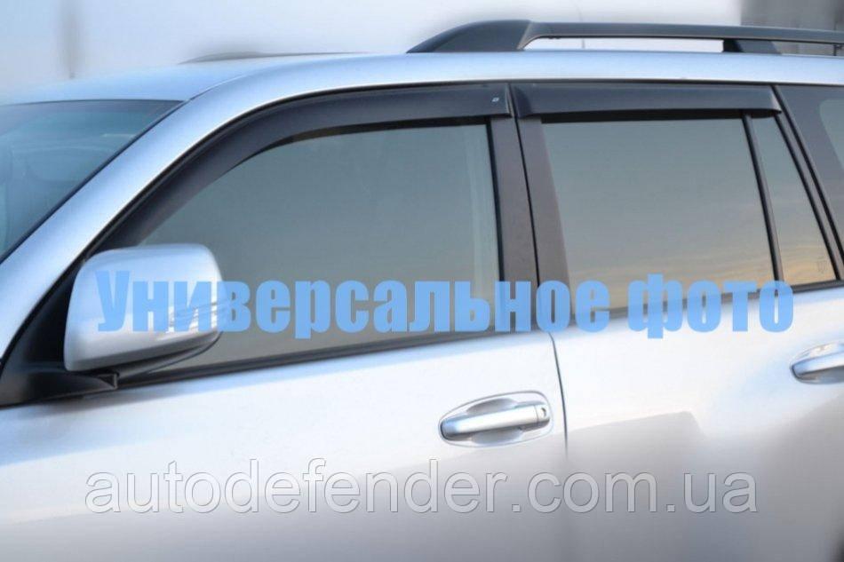Дефлекторы окон (ветровики) Mercedes-Benz A-Class W176 2012-, Cobra Tuning - VL, M34612