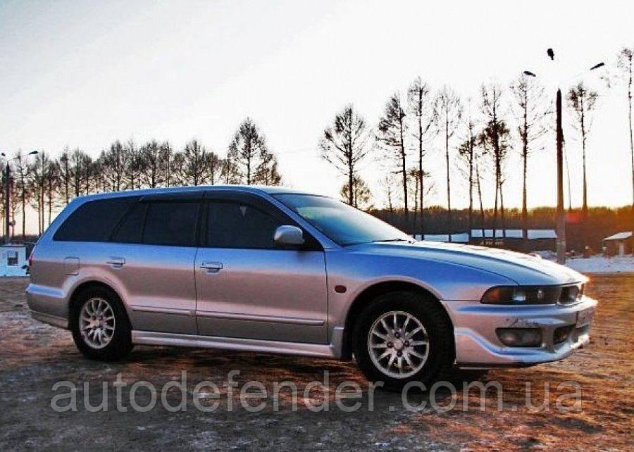 Дефлекторы окон (ветровики) Mitsubishi Galant VIII wagon/Legnum 1996-2003, Cobra Tuning - VL, M42996