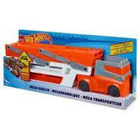 Игрушка Детская Для Мальчиков Машинка Автовоз Хот Вилс 6-и уровневый Hot Wheels Mega Hauler Mattel Маттел