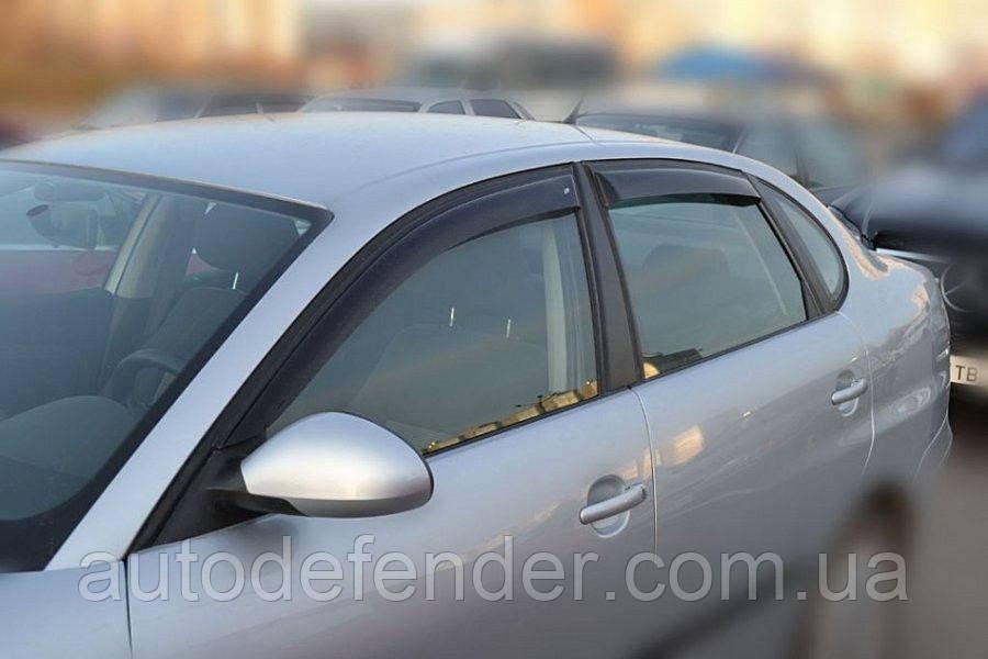 Дефлектори вікон (вітровики) Seat Cordoba 2002-2009, Cobra Tuning - VL, S10503