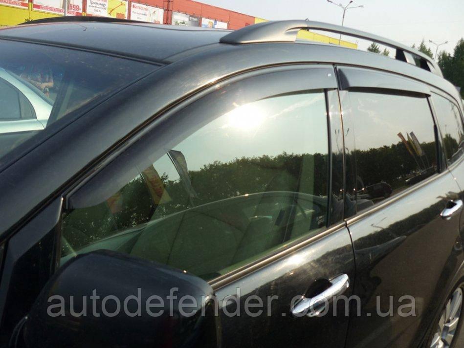 Дефлектори вікон (вітровики) Subaru Tribeca 2005-, Cobra Tuning - VL, S40305