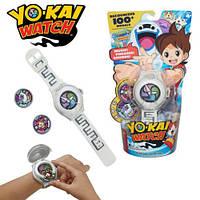 Детский Игровой Набор Волшебные Часы Призрака Йо-кай Вотч с 3 Коллекционными медалями Hasbro Yo-Kai Watch!