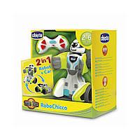 Детская Музыкальная Игрушка Робот Машинка-Трансформер на дистанционном управлении Robot Transformable Chicco