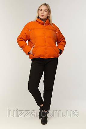 Куртка рюкзак деми 42-50рр, фото 2