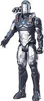 Игровая фигурка Воитель Серия Титаны Мстители Марвел высота 30 см - War Machine Marvel, Titan Hero Series