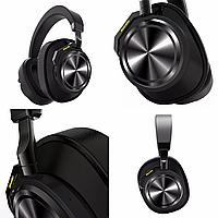 Беспроводные наушники Bluedio T6 Active Black