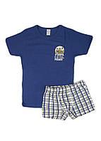 Комплект футболка з трусами Pimpa 110см Синій, Білий, Бежевий