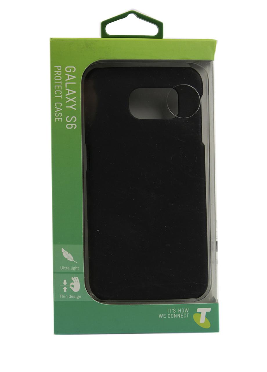 Чехол-накладка на Samsung Galaxy S6 Penny 14х7см Черный