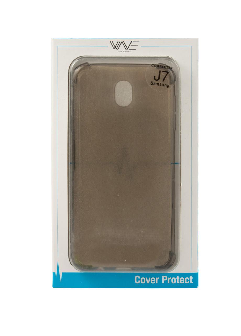 Чехол на Samsung J7 WAVE 15х7,5см Серый