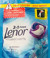 Капсула для стирки Lenor Pods 3 в 1 (1шт.)