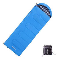 Спальник KingCamp Oasis 250(KS3121) (blue,правая)
