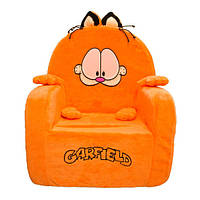 Детское кресло Weber Toys гарфилд 75 х 55 х 42 см Оранжевый