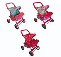 Baby tilly коляска для куклы 9337 e-t kk