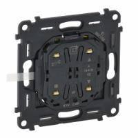 Акция! MyHomePlay Legrand Valena IN'MATIC выключатель привода жалюзи/рольставней RF (752084) [Бесплатная доставка!]