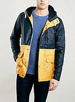 Парка\куртка Bellfield - Tannum Black\Yellow (мужская) Весна-Осінь