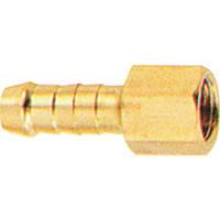 Переходник внутренняя резьба 1/4 - елка 8 мм LICOTA (FH2025)