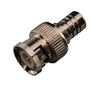 Коннектор для передачи видеосигнала Green Vision GV BNC/M (RG59) twist 2шт