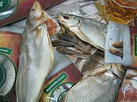 Рыба вяленая речная в ассортименте