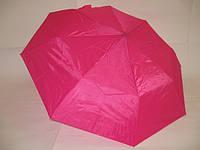 """Недорогой женский зонт однотон №6Е от фирмы """"FEEL RAIN"""""""