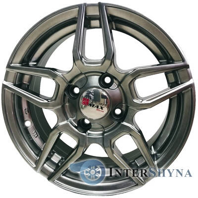 Литые диски Sportmax Racing SR-3268 5.5x13 4x100 ET35 DIA67.1 HB, фото 2