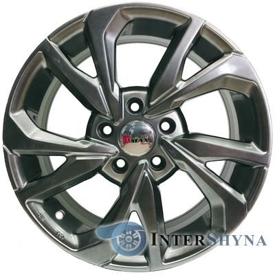 Литые диски Sportmax Racing SR-D9099 7x16 5x114.3 ET38 DIA67.1 HB