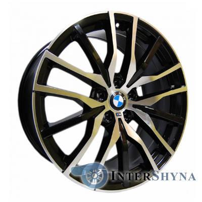 Литые диски Replica BMW CT1567 9x20 5x120 ET40 DIA74.1 BMF, фото 2