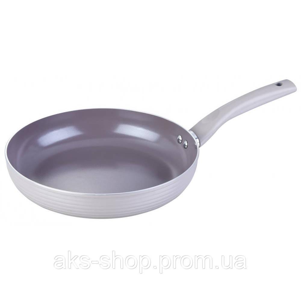 Сковорода обычная антипригарное гранитное Maxmark MK-CH1028 28 см