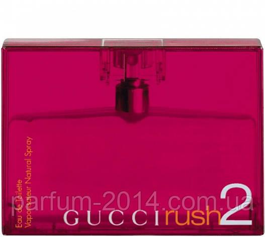 Женская туалетная вода Gucci Rush 2 (реплика), фото 2
