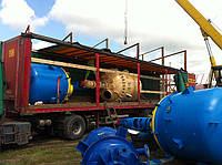 Оборудование для химической промышленности. Реактор эмалированный от 50 литров до 50м3;