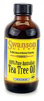 100% чистое масло австралийского чайного дерева / 100% Pure Australian Tea Tree Oil, 118 мл