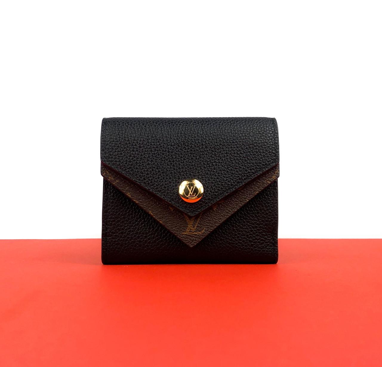 Кошелек Louis Vuitton DOUBLE V COMPACT (Луи Виттон) арт. 22-15