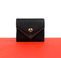 Кошелек Louis Vuitton DOUBLE V COMPACT (Луи Виттон) арт. 22-15, фото 1