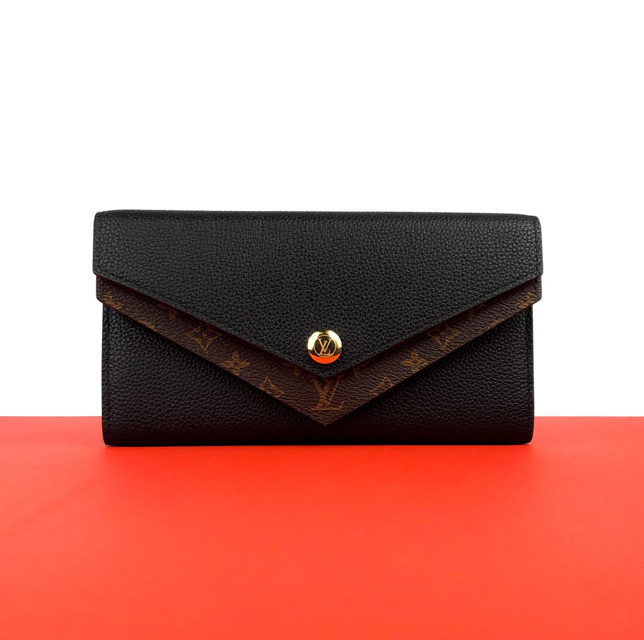 Кошелек Louis Vuitton DOUBLE V (Луи Виттон) арт. 22-14
