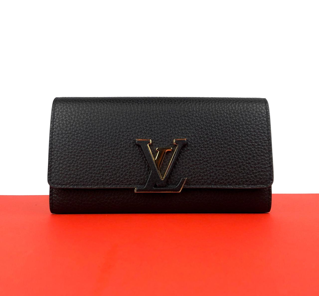 Кошелек Louis Vuitton CAPUCINES (Луи Виттон) арт. 22-11