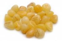9170006 Набор РУН для гадания из натуральных камней Золотой Кварц