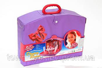 """Домик """"Gloria"""" 2014HB-UC гостинная,в чемоданчике 62.5*40*40.5шт"""