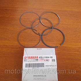 67C-11605-00 Кольца поршневые 0.5  для моторов Yamaha F25-F70