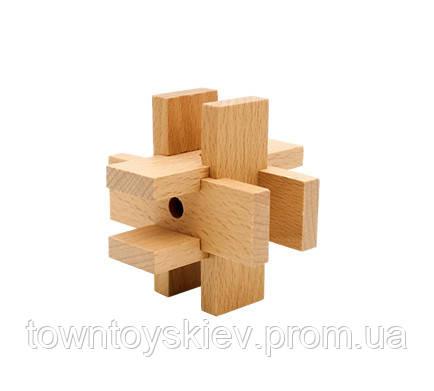 Деревянная игрушка Головоломка MD 2056 (Ловушка MD 2056-6)