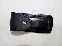 Чехол для складного ножа L на липучке (чёрный), фото 1