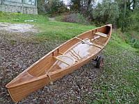 Каноэ для охоты, рыбалки и активного отдыха (Лодка)